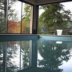 piscine intérieure / loft