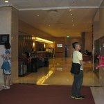 Area lobby hotel
