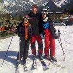 Maria Alm ski domain.