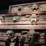 Replica inside the Museum