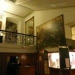 Интерьер отеля-музея