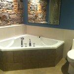 jacuzzi bathtub :)