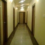 Hotel Boulevard: Corridor