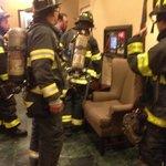 alerte incendie 4h du mat sans explication...