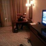 TV de la chambre