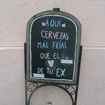 Cervezas mas frias que el Corazón de tu EX, Genial