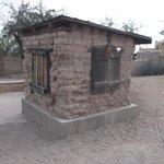 Former shack