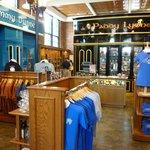 Visitor center & gift shop