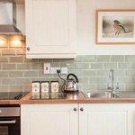 Modern well equiped kitchen