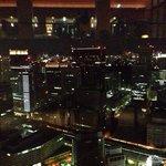 Ночной Токио.