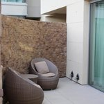 W Scottsdale Spa Suite Patio