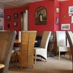 Rear Dining Room of the Pilot Boat Inn : May 2014