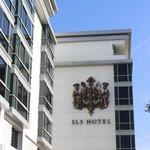 SLS Bev Hills - Exterior