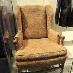 archie bunker's chair