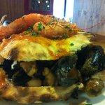 Piatto del Pescatore - una delle specialità
