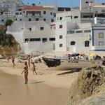 Praia do Carvoeiro - Algarve - Portugal