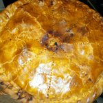 Empanada galega, hecha por el restaurante
