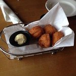 Best hush puppies i have ever eaten!