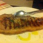 Bistecca di Bue rosso