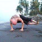 Yoga am Strand 2