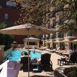 Westin Pool - 4th Floor