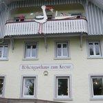 Gasthaus zum Kreuz Biederbach