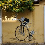 quirky murals