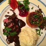 Lammefilet/Filet of Lamb