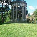 Estatua Baco
