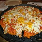 Plain Cheese Pizza