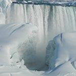 Portion of Horseshoe Falls
