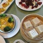 Обед в ресторане Gui Hua Lou