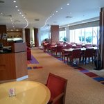 exec lounge lobby