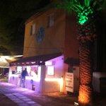 restaurant la nuit