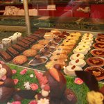 Desserts - a must when in France