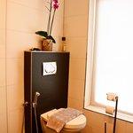 """Toilet of """"Chambre de Ville"""""""