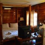Inside river cottage