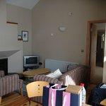 Apartment No 10 - Living Area