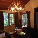 Living Room for Big Sur Cabin