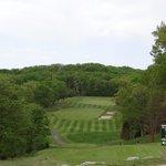 Links Course 1st hole