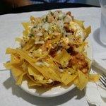 Plantain nachos...the best.