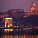 Budapest at Night-time.