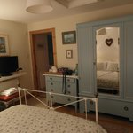 the ensuite room