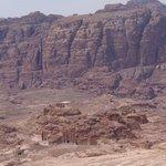 Big Petra auf dem Weg nach Little Petra