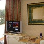 Tv do hotel