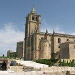 Church at Fortaleza de la Mota