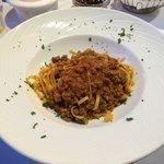 Espaguetis boloñesa!