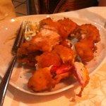 Raw Chicken Wings (Breaded)