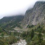 Berge zwischen Andermatt & Göschenen