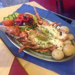Lobster... Beautifully cooked